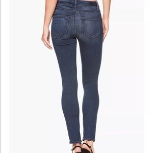 Paige Hoxton Ankle skinny high waist jeans size 28